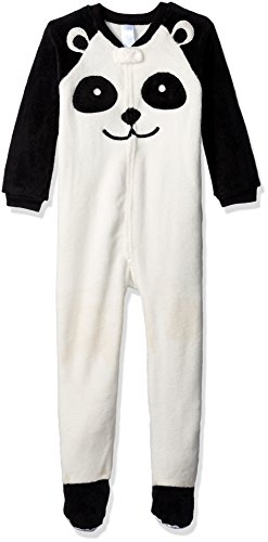 Panda Sleeper (The Children's Place Baby Toddler Girls' Long Sleeve One-Piece Pajamas 2, Panda 86259, 3T)
