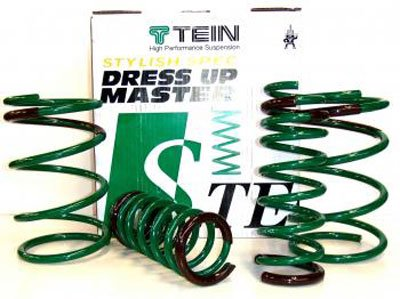 Srt 4 Lowering Springs (Dodge 2003-2006 Neon SRT-4 (2.4L Turbo) TEIN S-Tech Springs (1.8F/ 2.0R) Part: SKG78-AUB00)