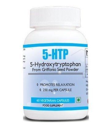 60 cápsulas de Health first con 5HTP, primeras en el mercado, 250 mg ...