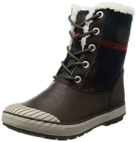 Women Winter Boot (KEEN Women's Elsa WP Winter Boot (7.5 B(M) US, Cocoa Brown))