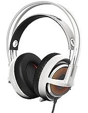 SteelSeries Siberia 350 Headset, White