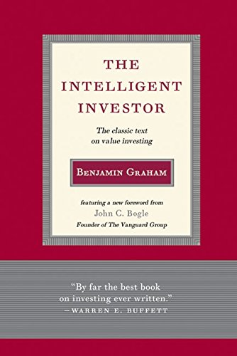 The Intelligent Investor: The Classic Text on Value Investing cover