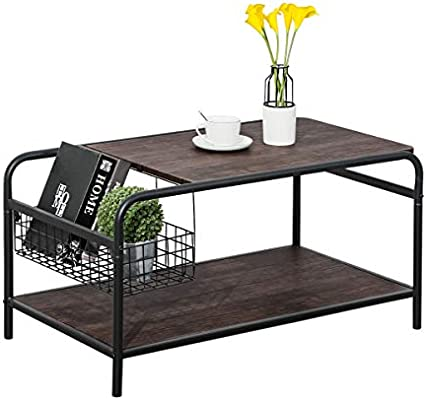 Rustic Coffee Tables With Storage Living Room Coffee Table Nete11
