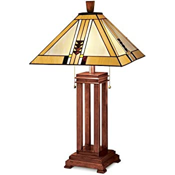 Mission Style Table Lamp Frank Lloyd Wright Lamp