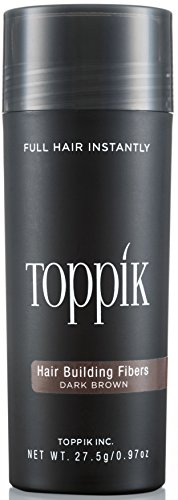TOPPIK Hair Building Fibers Brown product image
