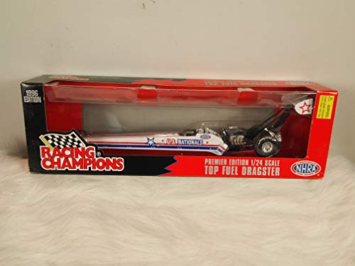 1996 Premier Edition 1/24 Scale Top Fuel Dragster NHRA U.S. Nationals