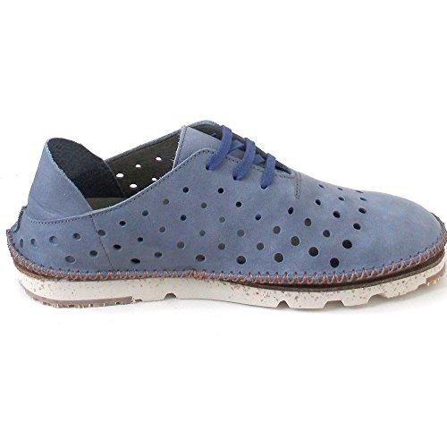 El Naturalista - Zapatos de cordones de Piel para hombre azul Blau (vaquero) Blau (vaquero)