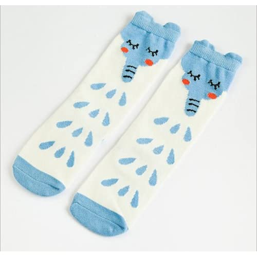 c77bb80bf For Age 4-6 Baby Kids Toddlers Girls Knee High Socks Tights Leg Warmer  Stockings