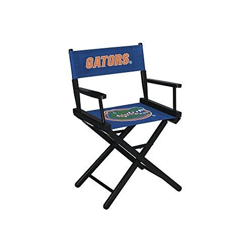 NCAA University Of Florida Directors Height Chair Table, One Size, Multicolor