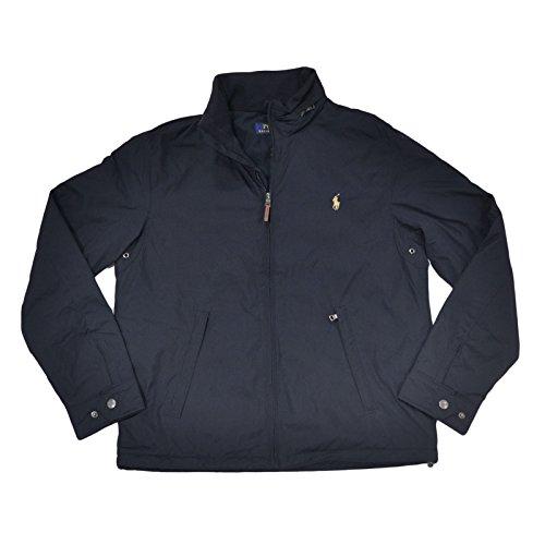 Polo+Ralph+Lauren+Mens+Perry+Jacket+Coat+%28Aviator+Navy%2C+Large%29