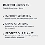 Rockwell Razors 6C Adjustable Double Edge Safety