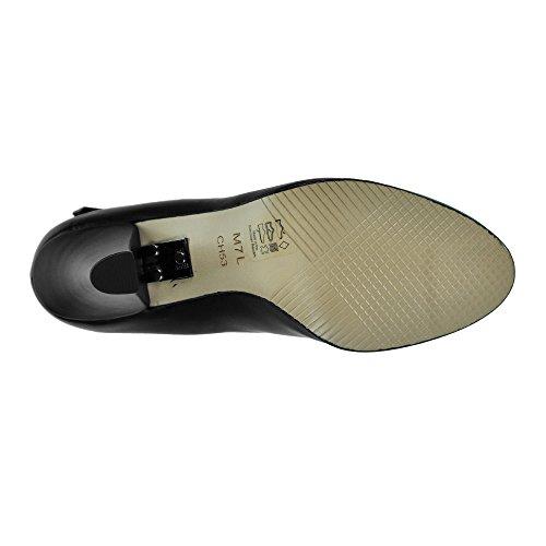 Medium Danca Fit Black Ch53 Character So Shoe IOdI7n