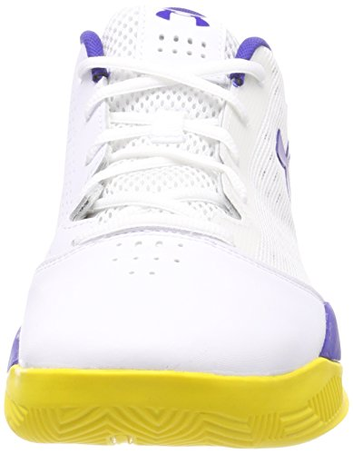 Low Ua Jet Under Basket ball De Chaussures Hommes Armour Pour Blanc wxYqBXY0p
