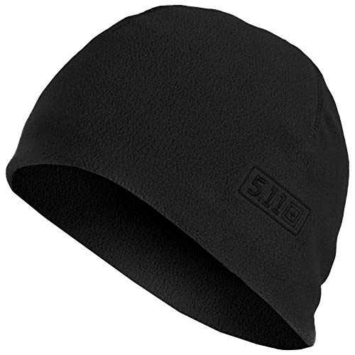 5.11 Tactical Watch Fleece Cap, Black, Large/X-Large