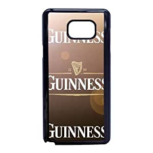 Samsung Galaxy Note 5 Cell Phone Case Black GUINNESS Plastic Durable Cover Cases swxc5080973