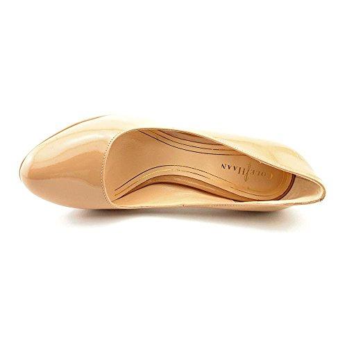 Haan Patent Shoes Womens Haan Chelsea Chelsea D39491 Pump Sandstone Womens Cole Cole Pump XwqSR