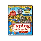 Best Typing For Kids Softwares - Typing Instructor For Kids 3 Jewel Case Review