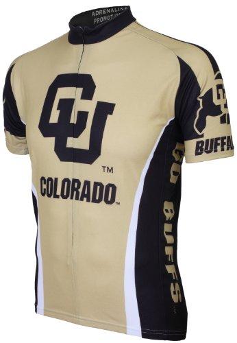 Colorado Cycling Jersey - NCAA Colorado Cycling Jersey,Large