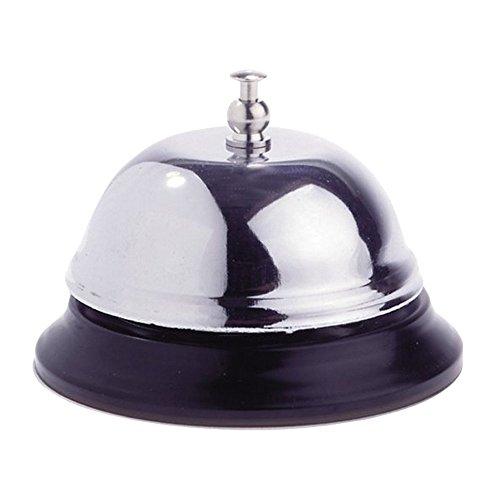 Tischklingel Concierge ø84x60mm