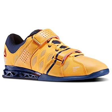 REEBOK CrossFit Lifter Men s Weightlifting Shoes (Solar Gold d7b69985f