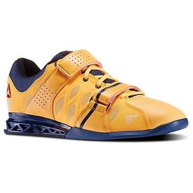 REEBOK CrossFit Lifter Men s Weightlifting Shoes (Solar Gold 76bd781c2