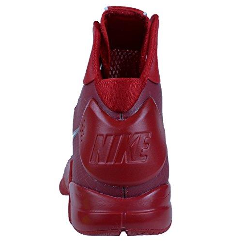 Nike Mens Hyperdunk 08 Basketball Shoe Gym Rosso