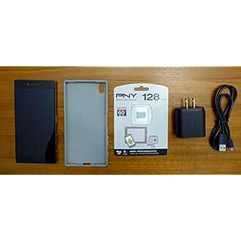 Sony Xperia Z5 Premium E6853 Factory Unlocked Phone, 5.5-Inch 4K UHD Display, Chrome International Version