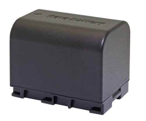 Kapaxen DATA Battery Pack for JVC BN-VG121U and Select JVC Everio Camcorders