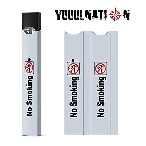 交換無料! YuuulNation オリジナル ビニール ジュールスキン 3m No 耐久性ビニール フルフィット カバー 充電器対応 Smoking ビニール デカール ラップ No Smoking B07GDB53B2, アクセサリーと雑貨 MILESマイルズ:de4746e7 --- a0267596.xsph.ru