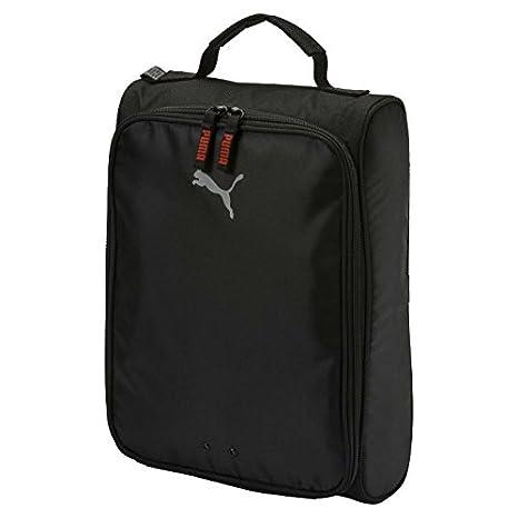 Golf Shoe Bag >> Amazon Com Puma Golf 2018 Men S Shoe Bag Puma Black Sports