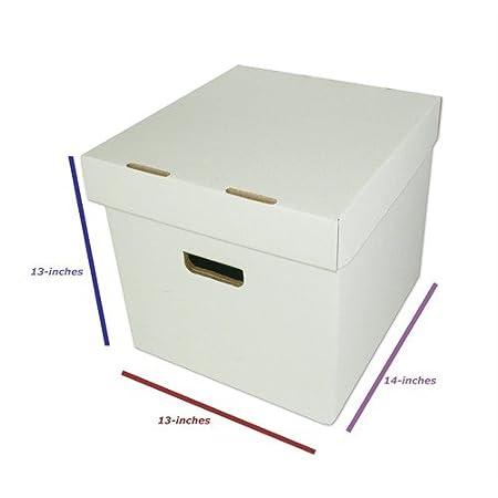12 pulgadas Disco de vinilo caja de almacenamiento: Amazon ...