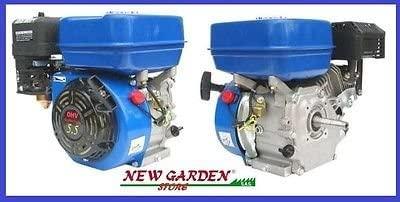Motor cm gasolina 4t - Árbol cónico - para motocultor - Mod ...