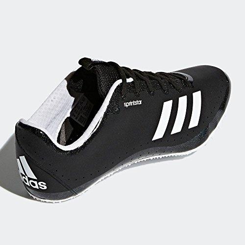 Mujer Para ftwbla Sprintstar W 000 Zapatillas Adidas negbas Atletismo De Negro naranj YwRCxqX7
