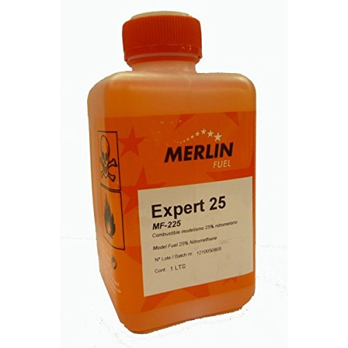 Combustible Coches RC Merlin Expert 25%