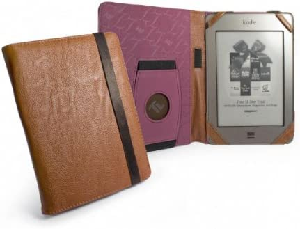 Amazon.com: Tuff-Luv Embrace carcasa para Amazon Kindle ...