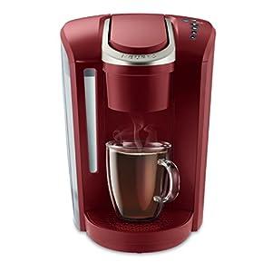 Keurig K-Select Single-Serve K-Cup Pod Coffee Maker, Vintage Red