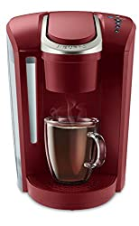 Keurig K-select Single-serve K-cup Pod Coffee Maker With 12oz Brew Size, Strength Control, Vintage Red