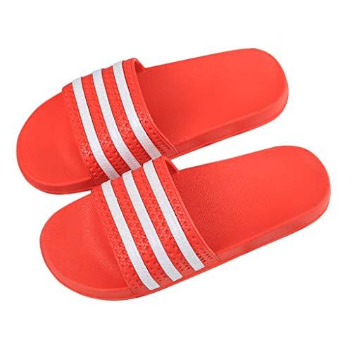 Antiscivolo Indoor Huyp Bagno Donna Casa Estate Blu Doccia Red Piatti Pantofole Dimensioni colore Sandali 37 qwtBXaxC