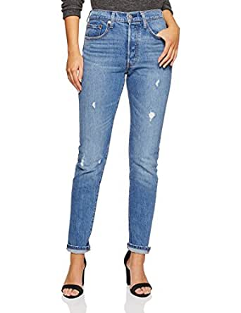 Levi's Women's 501 Skinny Jeans, Leave A Trace, 28 X 32
