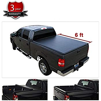 Amazon Com Gevog Soft Roll Up Tonneau Cover Assembly For 1994