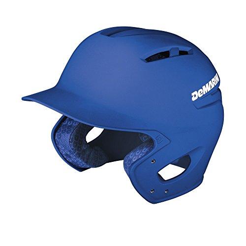 Royal Blue Baseball Batting Helmet - DeMarini Paradox Batting Helmet, Royal Blue, Small/Medium