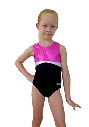 Smart Stretch Girl Gymnastics Leotard - Manna INT