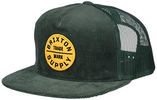 Brixton Men's Oath Iii Medium Profile Mesh Hat
