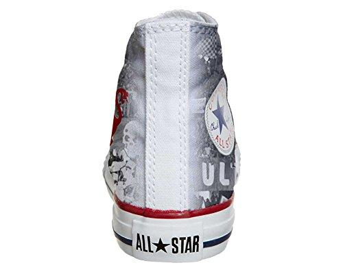 Converse All Star Customized - zapatos personalizados (Producto Artesano) High
