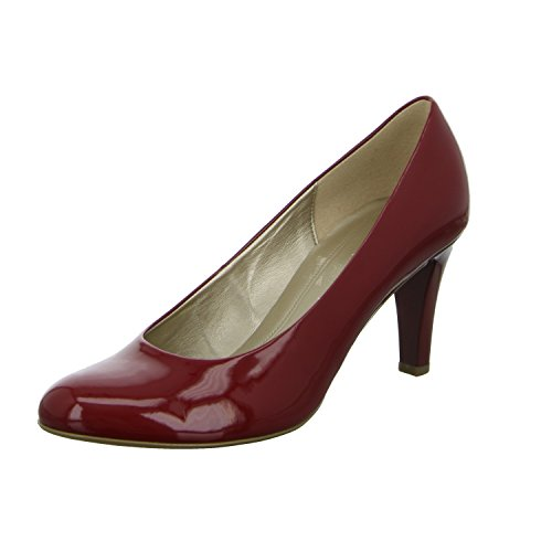 Cherry 95 Shoes 75 Rot Damen 210 Gabor Pumps qSFwTWg4xf