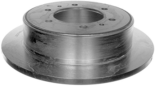 ACDelco 18A1777 Professional Rear Drum In-Hat Disc Brake Rotor (Best Hummer In The World)