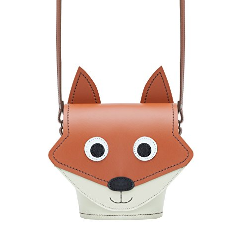 Design le main Sac Zatchels Cochon cuir Handcrafted Femme en Animal Polly à S6v47x
