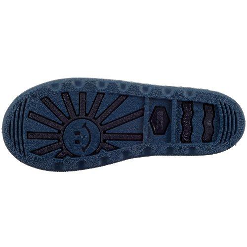 Nora Nori 72501 Unisex - Kinder Stiefel Blau (Ocean 73)