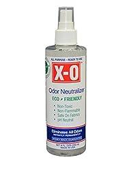 X-O Odor Neutralizer Ready-To-Use Spray, 8-Ounce