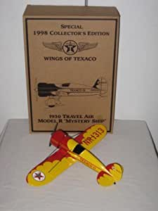 1929 WINGS OF TEXACO AIRPLANE BANK #1 FIRST IN THE SERIES MINT IN BOX NEVER OPEN